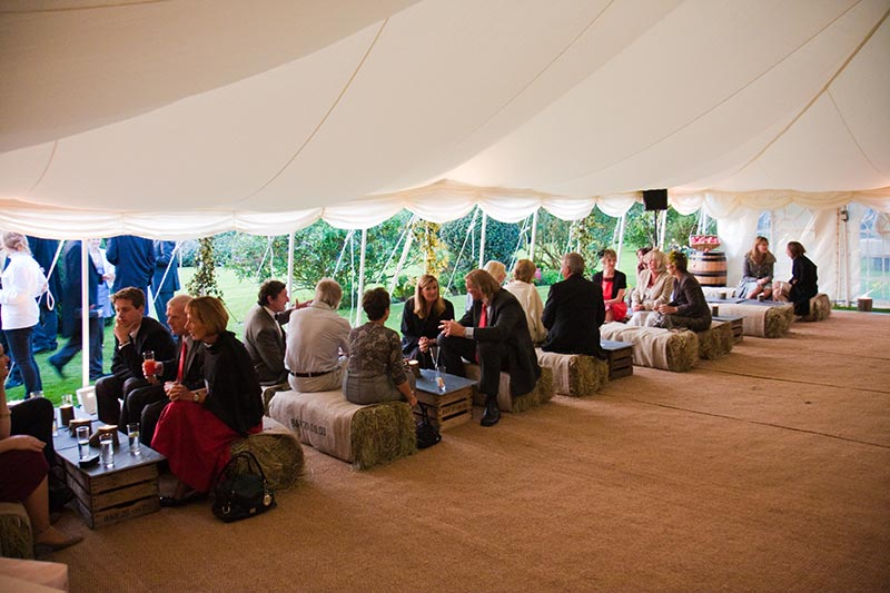 Wedding marquee hire | Lewis Marquees
