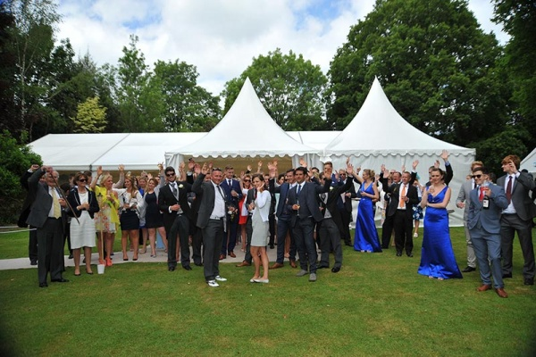 Plan the event of your dreams with Lewis Marquees