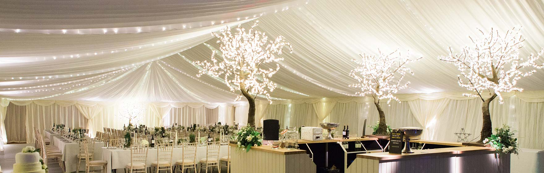 Marquee Lighting Solutions Hire With