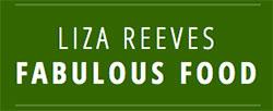 Liza Reeves Fabulous Food logo