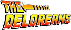 The Deloreans logo