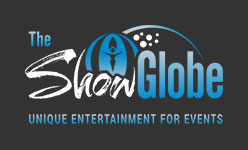 The Show Globe logo