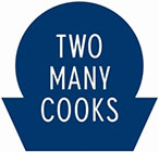 Two Many Cooks logo