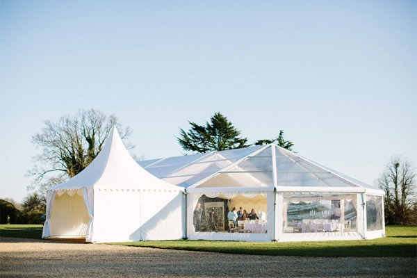 Clear Roof Marquee | Lewis Marquees