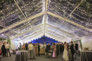 Reception Marquee | Lewis Marquees