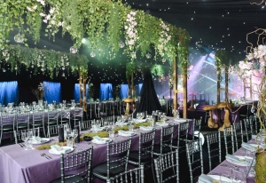 Woodland Frame Marquee | Lewis Marquees