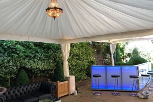 Marquee Ice Bar | Lewis Marquees