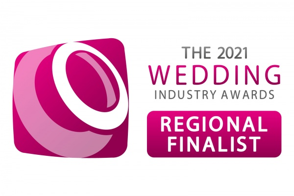 The Wedding Industry Awards 2021 Regional Finalist