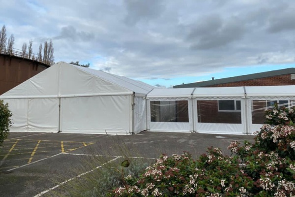Optivet Marquee | Lewis Marquees