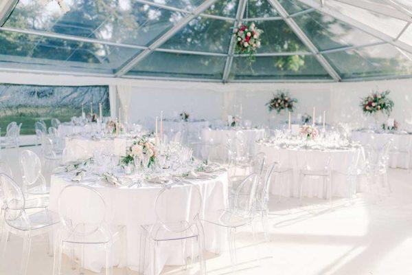 Garden Wedding Marquee | Lewis Marquee