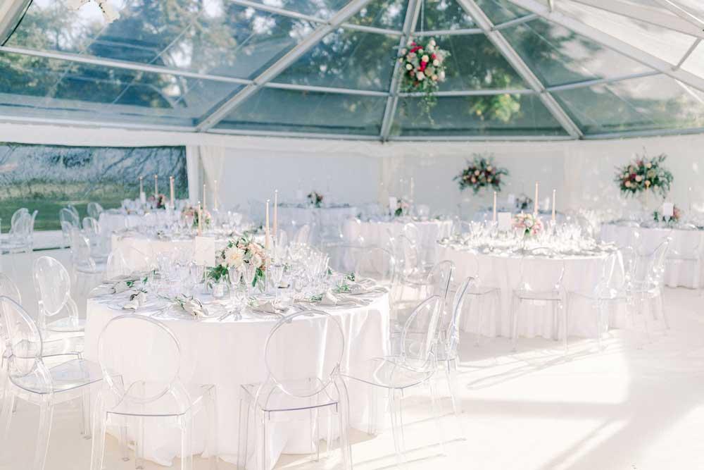 Garden Wedding Marquee   Lewis Marquee